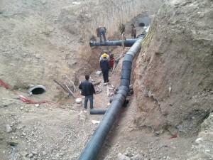 给排水、燃气、电力、地暖管道系统安装、抢修、维护