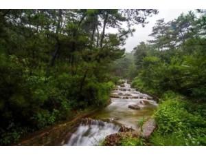 秋高气爽登山季,欢迎到山叶口景区一游