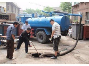 昌平区8340环卫局抽粪管道清淤6279抽泥浆低价