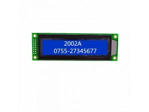 2002液晶模块STN宽温中文字库液晶屏现货供应