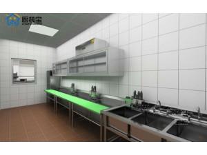 厨装宝: 如何定制商用厨房