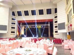 高端投影仪舞台设备租赁 LED显示屏租赁
