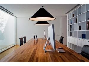 装修知识|办公室设计中常见的几种布局类型