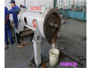 油田油泥螺旋离心机维修