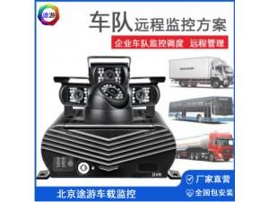 车载监控一体机 车载监控录像机 4G车载监控
