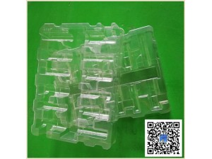 pet吸塑盒 pet透明吸塑托盘 电子产品托盘 可定制