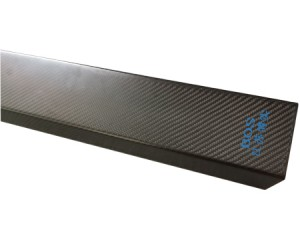 碳纤维矩形管加工定制用于自动化设备
