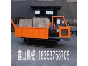 10吨高速履带运输车 玉柴4108履带自卸车