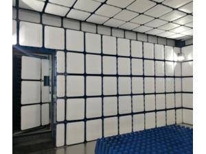 紧凑型电波暗室