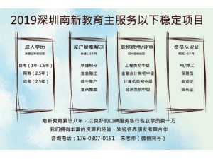 2019年在深圳快速入深户方法有很多