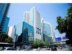 出租,罗湖东门百货广场写字楼,商务型办公室,费用全包