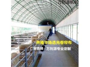 牛场卷帘材料批发/羊场卷帘布料哪里有卖/养猪场卷帘布哪家好