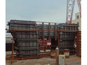 墩柱桥梁模板专业生产厂家