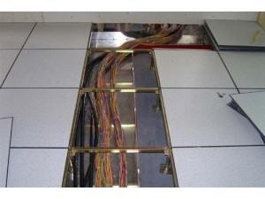 防静电地板全钢高架地板抗静电地板