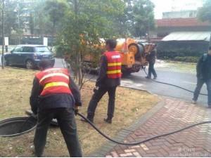 唐山高新区疏通管道高压清洗下水道抽粪环卫清掏化粪池服务