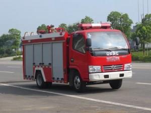 东风小型蓝牌消防车厂家直销价15572215858