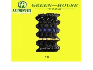 温室大棚骨架配件镀锌防风卡槽卡簧压膜簧高锌层温室配件卡簧