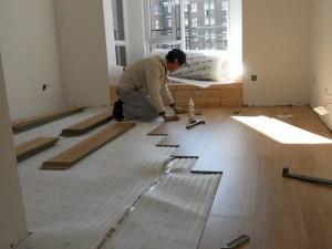 河北沧州铺贴木地板安装师傅电话