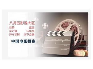电影招商,影视大区直播间成熟走量模式,IP高转化