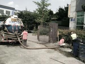 成都汽车抽粪,化粪池清理,污水池清理,污水雨水管道疏通清淤