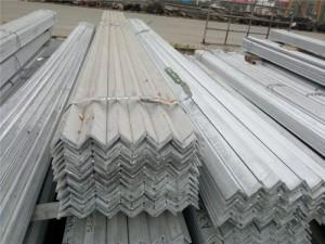 衡阳冷镀锌角钢价格|热镀锌等边角铁批发厂家