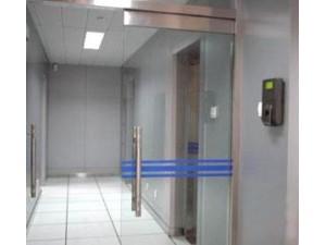 上海专业感应门维修 感应门机组更换维修 感应门定做安装