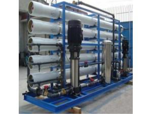 优选宁波达旺高纯水设备 出水稳定高效 双级反渗透制水装置