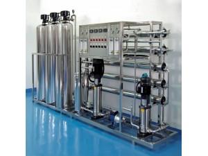 厂家直供优质双级反渗透高纯水水处理装置 水质稳定 RO反渗透