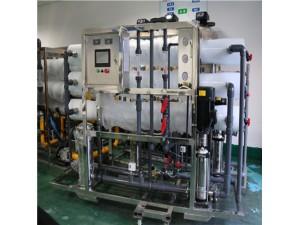 2019高品质纯水制水工艺 反渗透ro膜设备 纯水设备