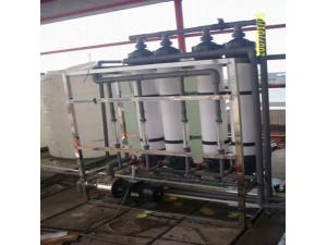 厂家直供超滤装置 矿泉水制水设备 超滤膜 水处理反渗透