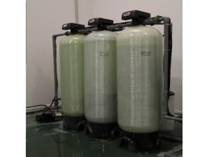 达旺软化水处理设备离子交换树脂软水器锅炉软化水装置