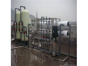 慈溪厂家直供水处理设备 纯水制水装置 水处理环保高效制水