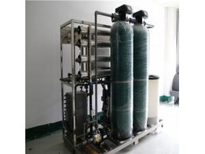 余姚直销0.25t-100t吨纯化水设备行业用纯水设备