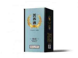 康力神黑荞白酒李氏典藏酒水批发