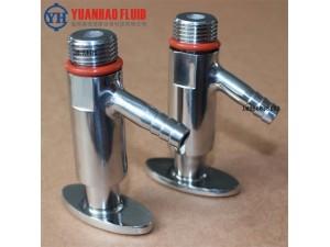 源浩生产皮管式液体取样阀 T型取样阀 不锈钢取样阀