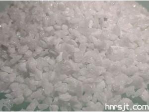 锐石厂家直供优质白刚玉段砂质量好价格优惠