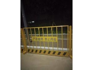 深圳南头基坑护栏价格 东莞樟木头铁马隔离栏厂商 现货直销