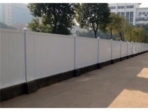 深圳福田福安pvc围挡厂家 东莞东坑新型围挡 建筑施工隔离板