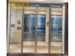 墨高门窗供应美观时尚隔断大折叠门有效节约门的占用空间