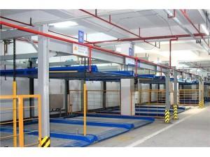 求购收购上海地下室停车场设备双层立体车库设备