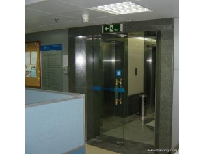 上海市定做安装玻璃门钢化玻璃门厂家直销