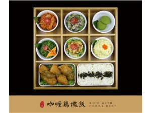 稻和谷中式快餐品种多样欢迎品尝