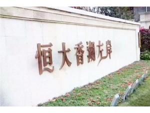 嘉兴南湖恒大香湖左岸'专家认证''投资升值巨大