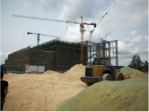 上海厂房钢结构安全检测鉴定