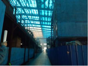 上海钢结构厂房可靠性检测报告