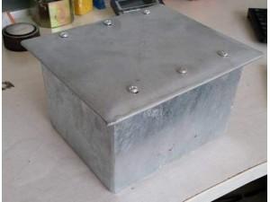 新乡专业生产人防防护密闭接线盒