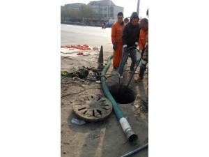 荥阳专业市政管道疏通 清淤清理管道 污水井清理疏通