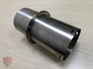 不锈钢榨汁机配件_罡正精密管件定制