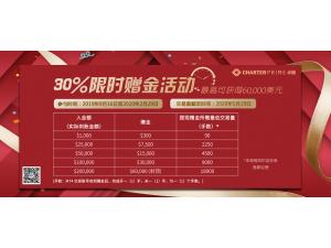 卓德外汇平台资金隔离存放/卓德大伟/卓德赠金30%