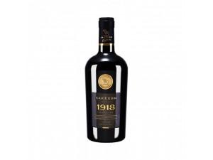 撒克逊1918金标干红葡萄酒 南澳干红  年会用酒